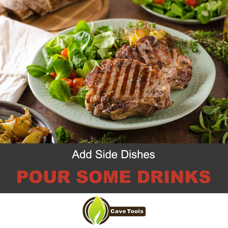 Side dishes to pork chops