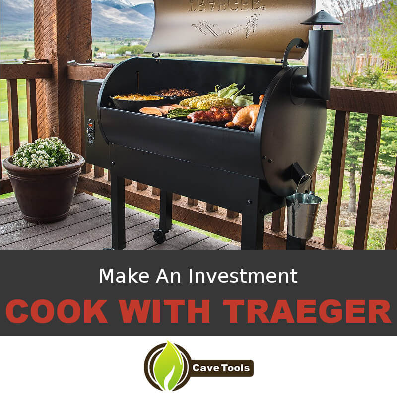 Make An Investment Cook With Traeger