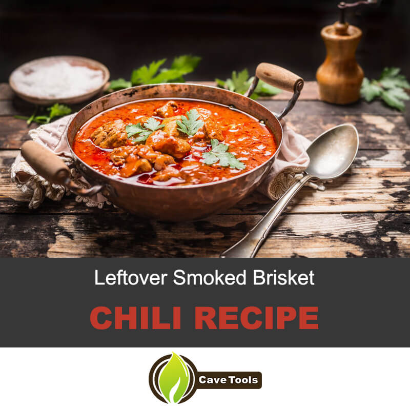 Leftover smoked brisket chili recipe
