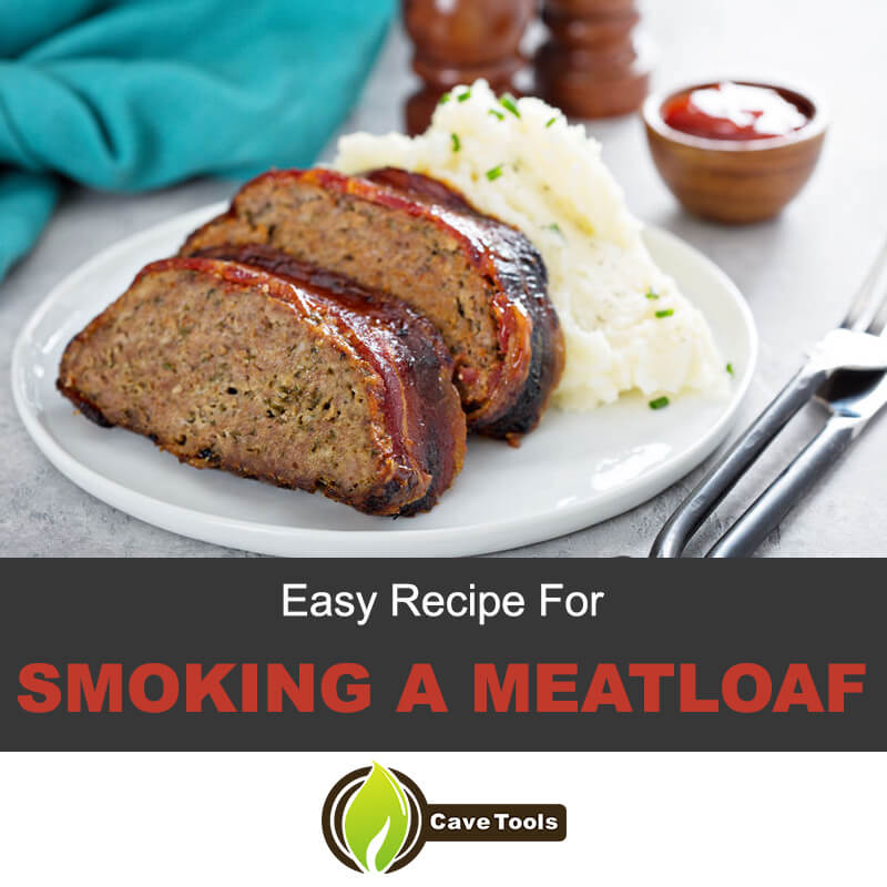 Easy recipe for smoking a meatloaf