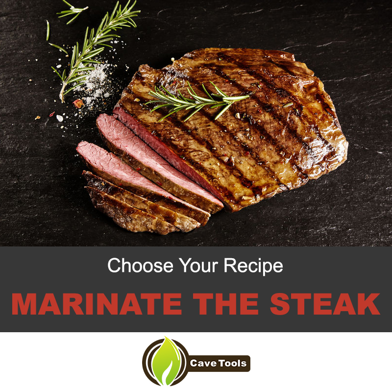 Marinate Flank Steak