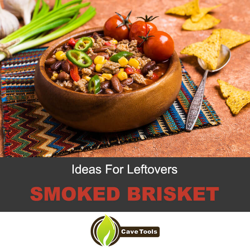 Ideas for leftover smoked brisket