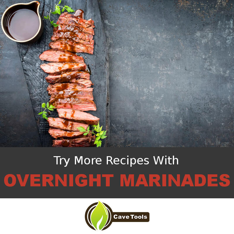 Try More Recipes With Overnight Marinades