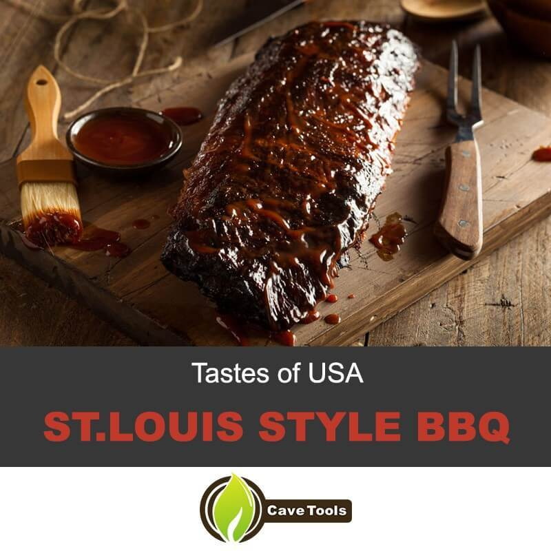 St. Louis style BBQ
