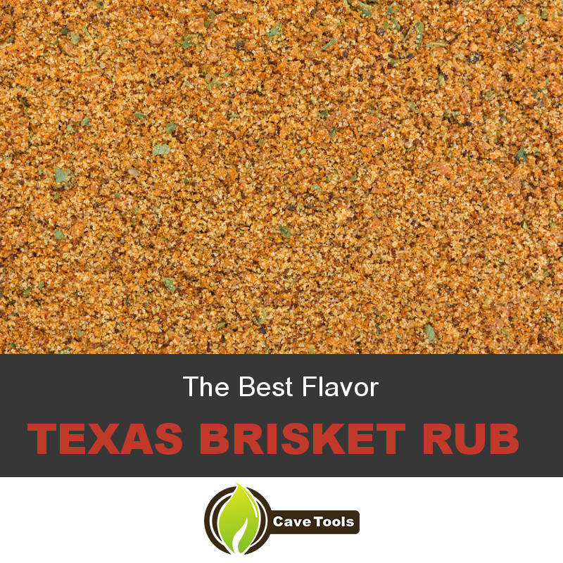 The Best Texas Brisket Rub