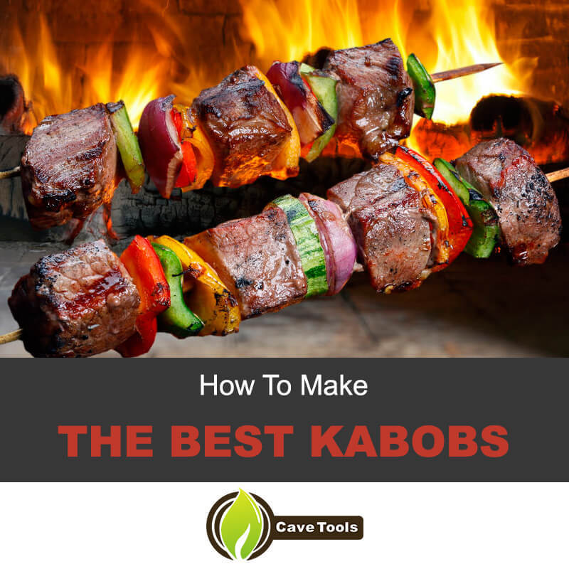 Kabobs are a backyard grilling favorite worldwide, especially part of summer entertaining. Even though this main dish is not purely American, it's become a favorite among families. They're easy-to-prepare, straightforward and ridiculously tasty, and the total cook time seems nothing compared to some heavy duty recipes.
