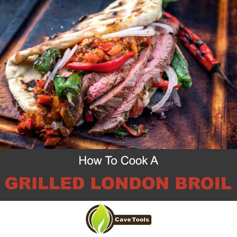 How to Barbecue London Broil